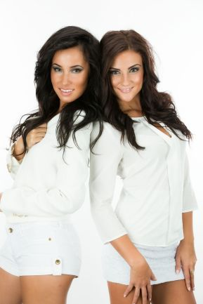 Lisa Opie and Stefania Sita