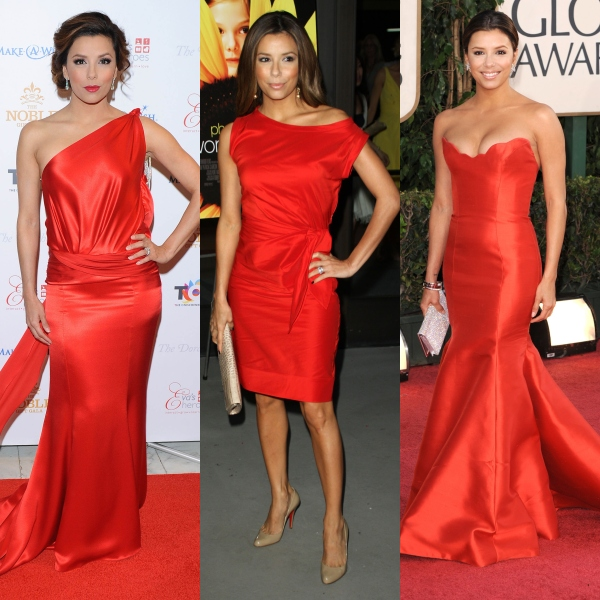 eva-longoria-red-dresses