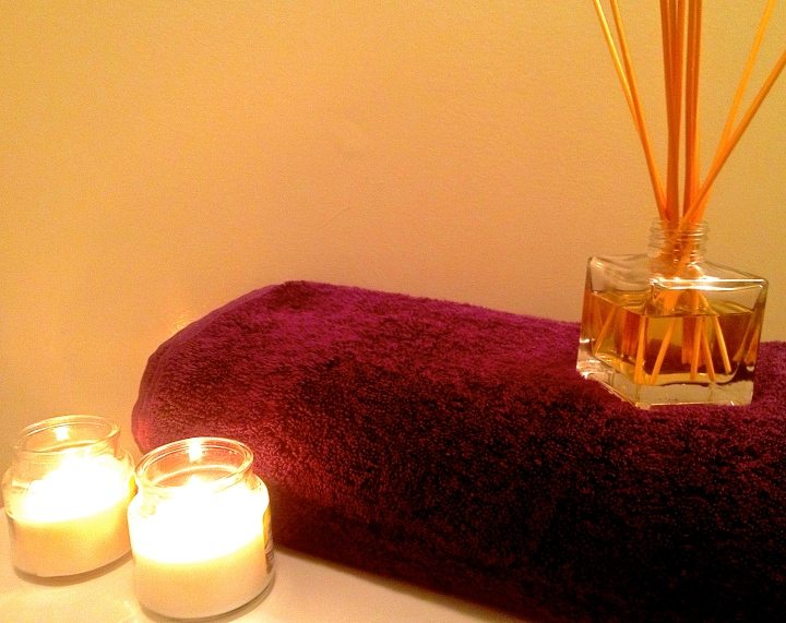 Delightfully Nurturing: Relax after a long day oftraveling