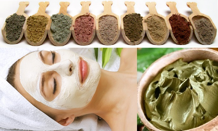 Homemade Clay Masks