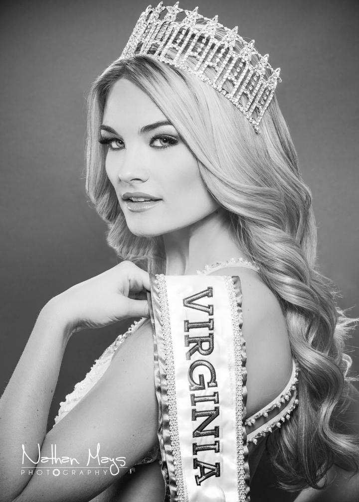 Arielle Rosmarino Miss Virginia USA