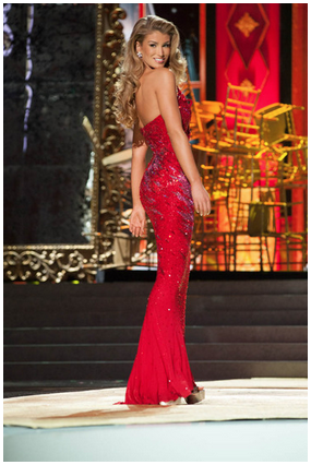 Miss Universe 2013 Top 10 Evening Gowns The Lady Code