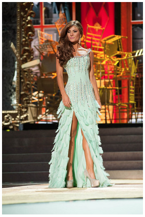 Miss Universe 2013: Top 10 Evening Gowns – The Lady Code Blog ...