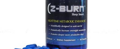 Z-Burn Sleep Smart – Nighttime MetabolicEnhancer