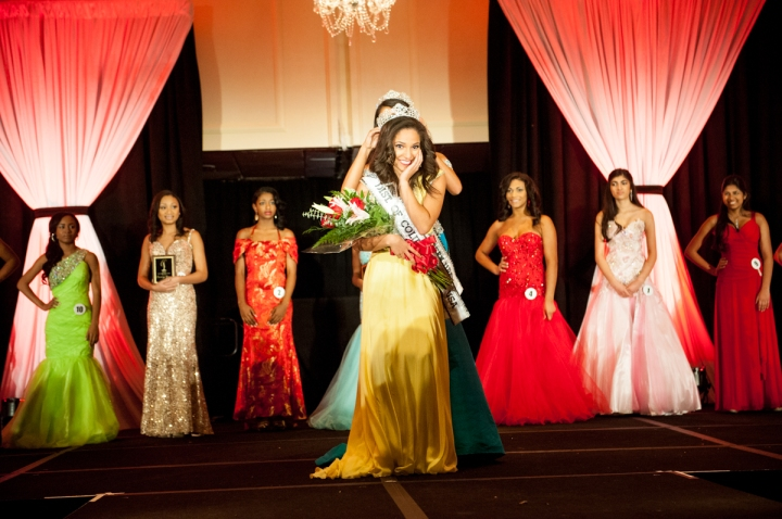 One on One with Dominick Fink: Miss District of Columbia Teen USA 2014