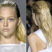 Stylish hair trends for Spring-Summer 2014