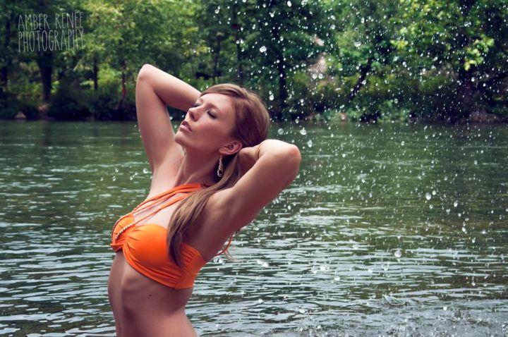 LadyCode Nicole Ford Vizcaya Swimwear