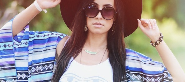 WHAT TO WEAR TO COACHELLA 2014