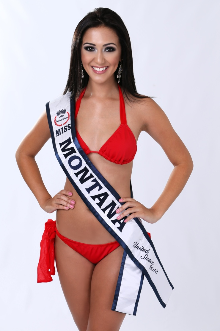 Miss Montana United States 2013, Ashley Cortez