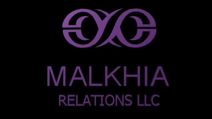 Malkhia Relations Logo Frame