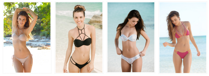 Top 10 Bikinis For Summer 2014