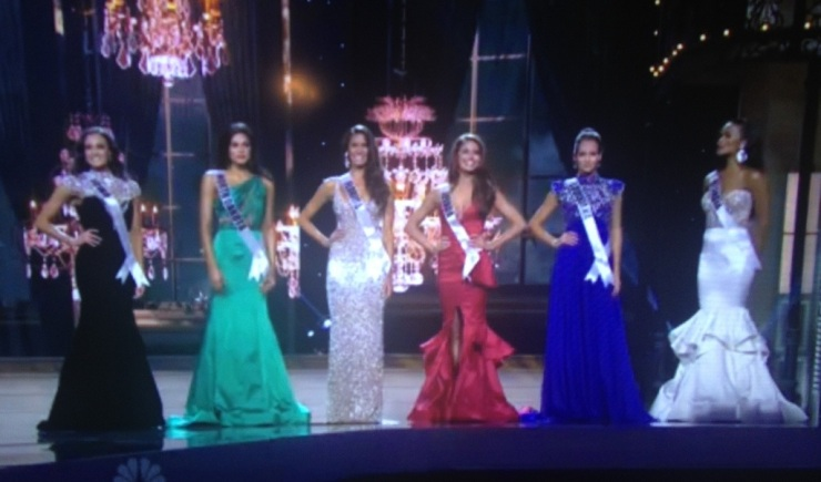 Miss USA top 6