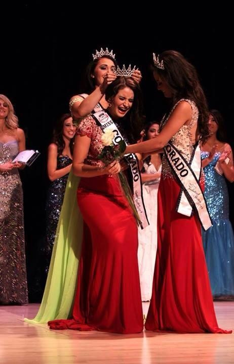 Jenna Frazier Miss Colorado 2014