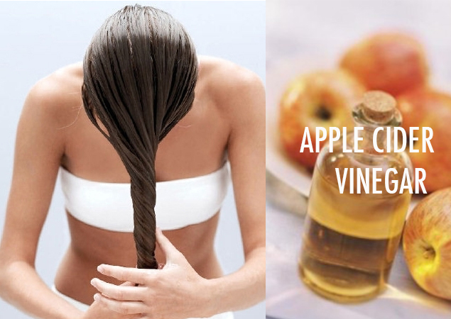 hair mask with vinegar
