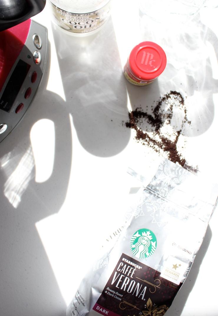 DIY COFFEE SCRUB BLOG
