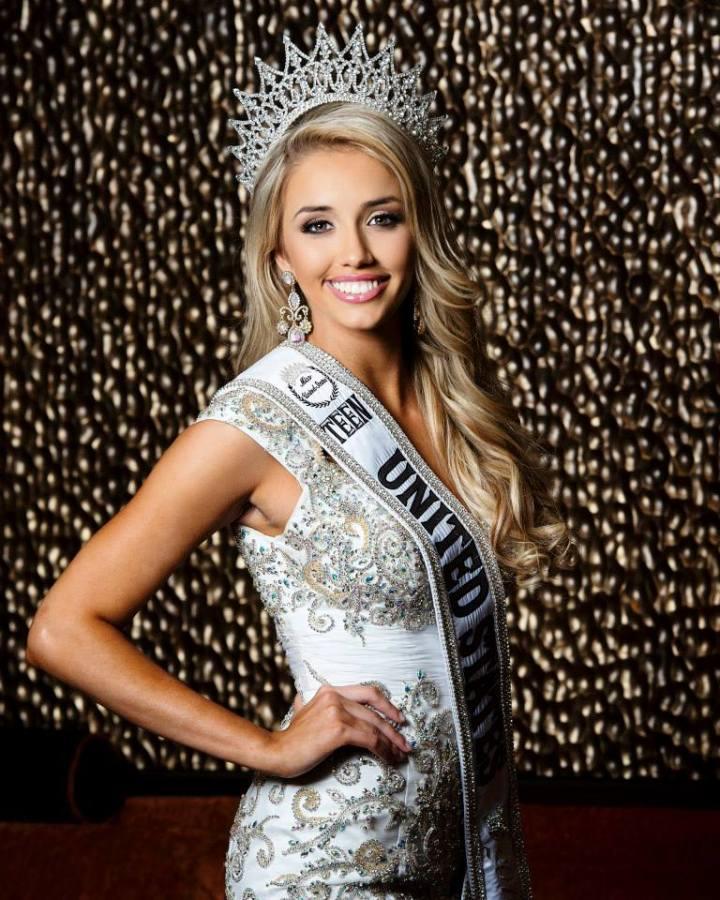 Miss Teen United States Erika Cline