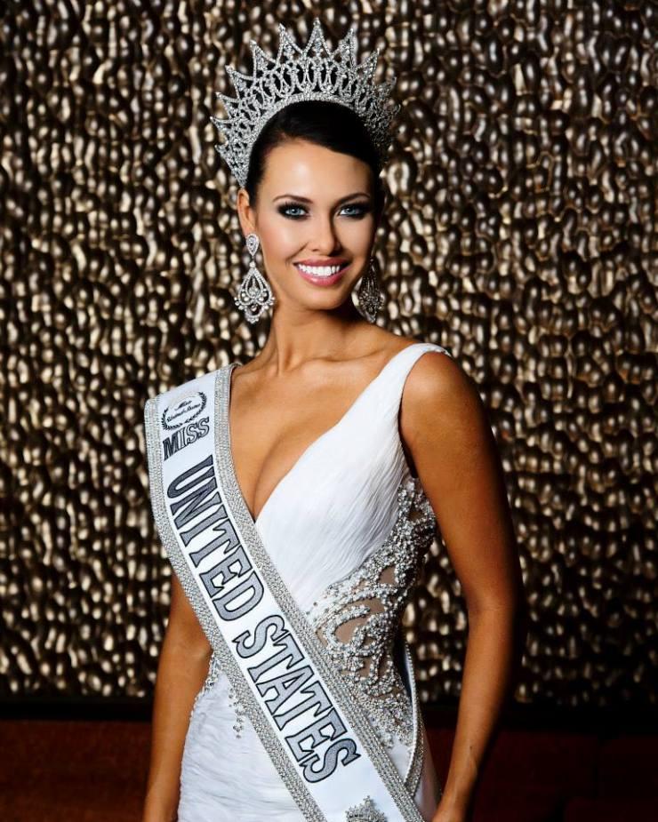 Miss United States Elizabeth Safrit