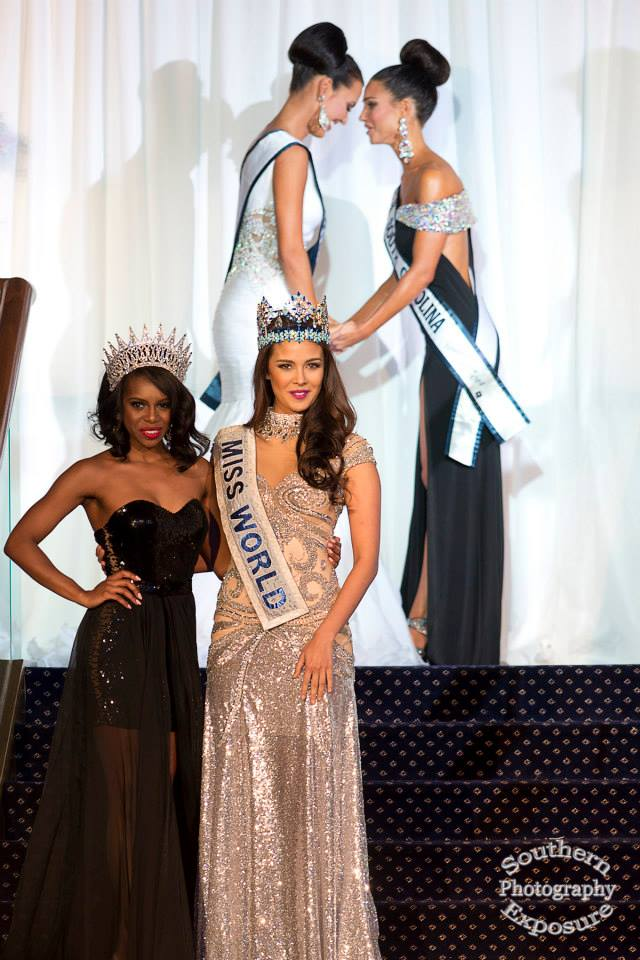 Miss World Miss United State