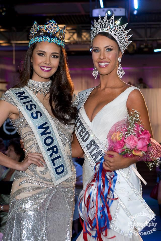 Miss World Miss United States