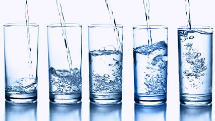 Water: its secrets and beautybenefits