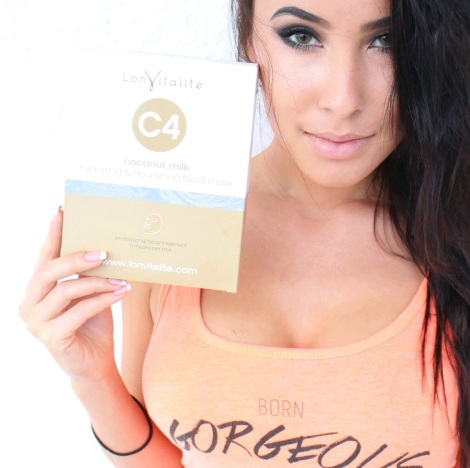 Lonvitalite face mask review lady code blog lisa opie