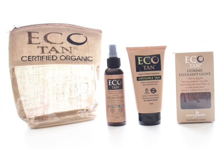 Glow Into Fall With Eco-Tan
