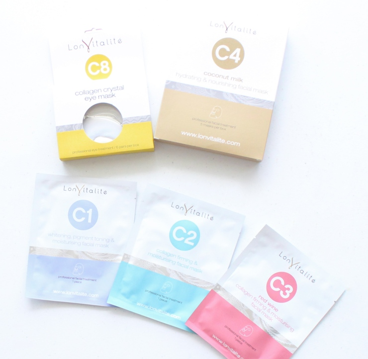 lonvitalite mask review lady code usa shipping beauty mask