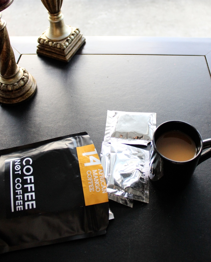 coffee not coffee african mango review