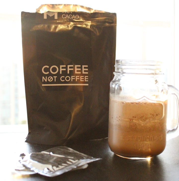 coffe not coffee slimming hot cacao review