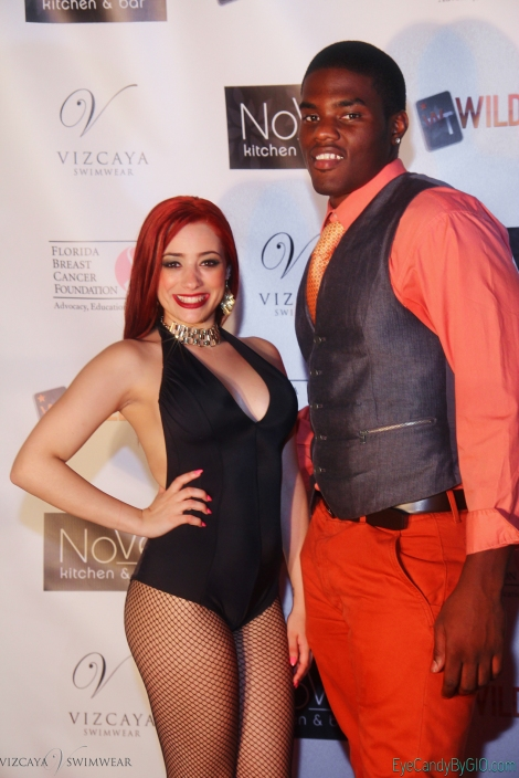 Breast Cancer Awareness Swimwear Show @ Nove 179
