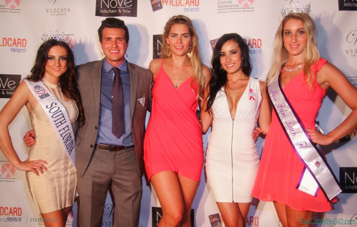 Vizcaya Swimwear Breast Cancer Awareness Month Kickoff Fashion Show
