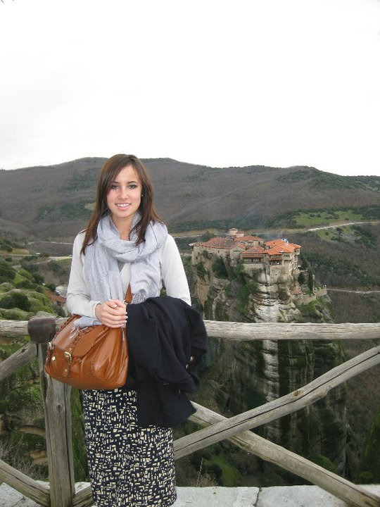meteora greece women cover up