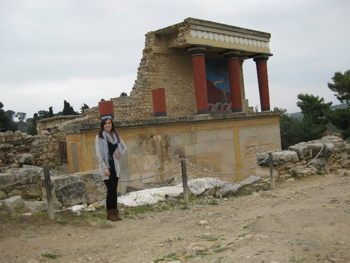 palace of knossos travel women abroad greece
