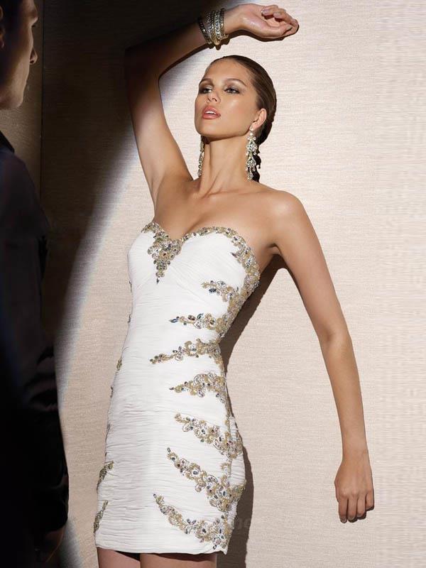 2015 Prom Crop Top Dress Promtines UK -05