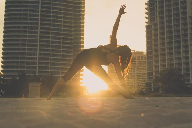 pilates, ladycode, yoga, stress free, salvador diaz, stefania sita