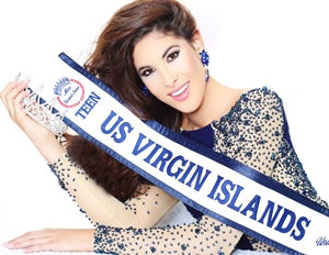 One on One with Charlotte Trattner: Miss Teen U.S. Virgin Islands United States 2015