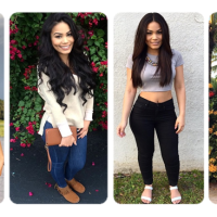 Introducing Make-up and Fashion Social Media Celebrity: Camila Colon