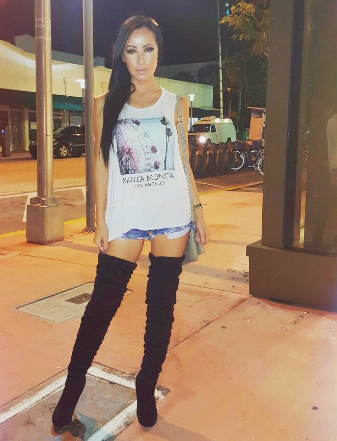 lisa opie street style miami lincoln road blogger south beach best photo image picture