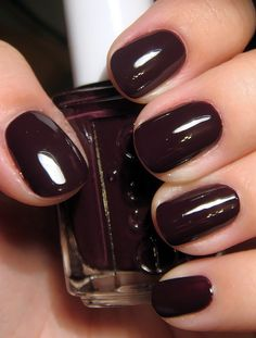 nail trends 2015 deep-merlot-perfect-nails-for-fall-winter-2015-2016