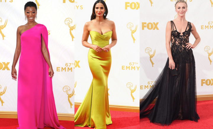 TOP 10 LOOKS FROM THE 2016 EMMY RED CARPET