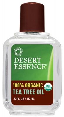 tea tree oil organic desert essence review