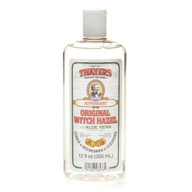 thayers witch hazel face acne review