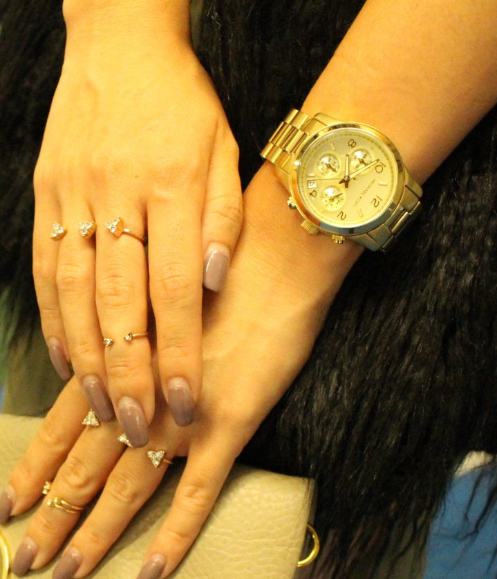 accessory detail shot
