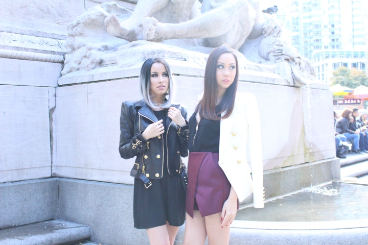 besties-in-balmain-ladycode-blog-new-york-street-style-lisa-opie-emilyn-teh