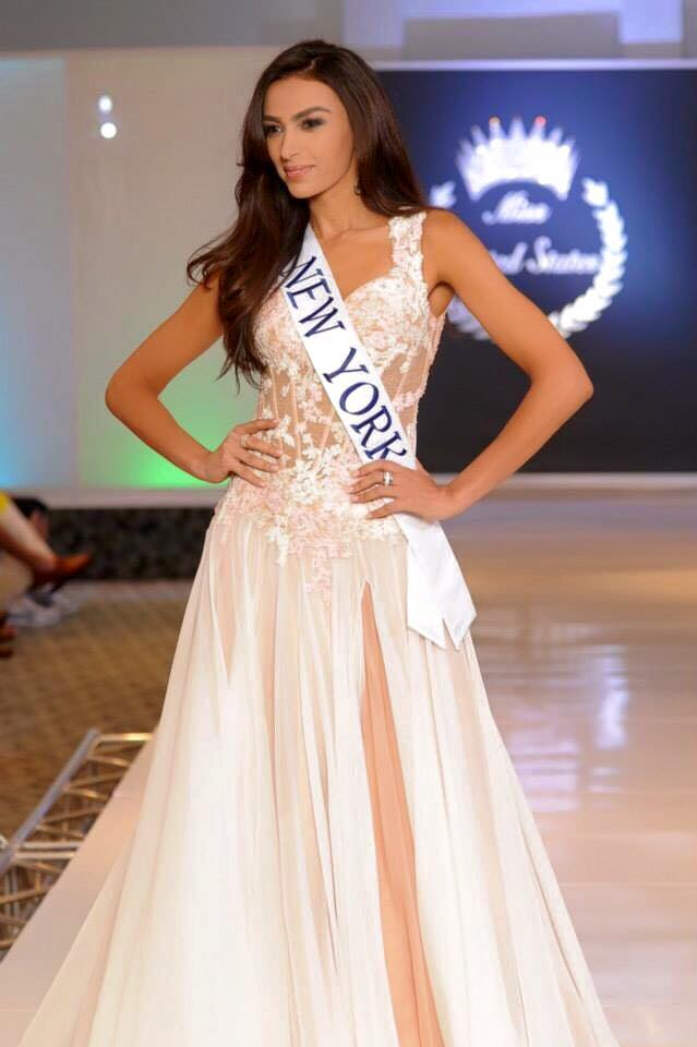 miss new york iman oubou