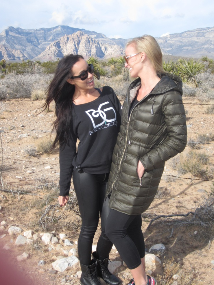 lisa opie paige clark pageantlive las vegas red rock canyon