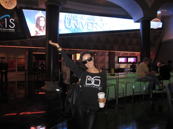 Travel Diary: Las Vegas for Miss Universe