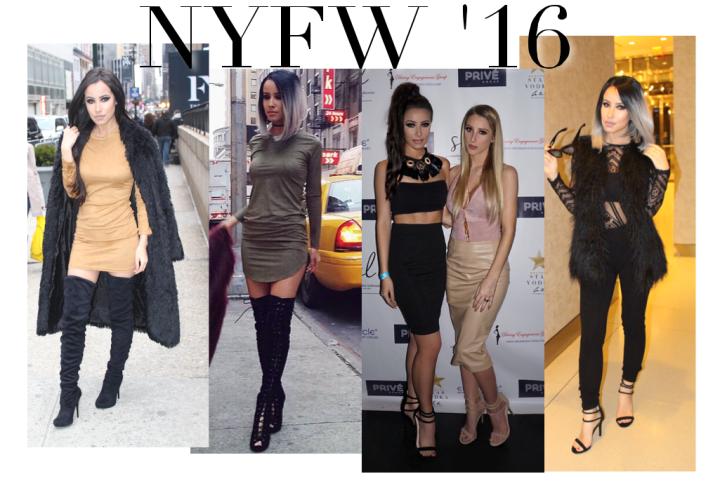 NYFW 2016: LookBook