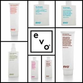 evo hair products