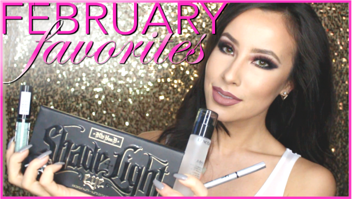 February 2016 Beauty Favorites!